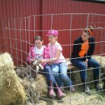 Kids and Baby Goat